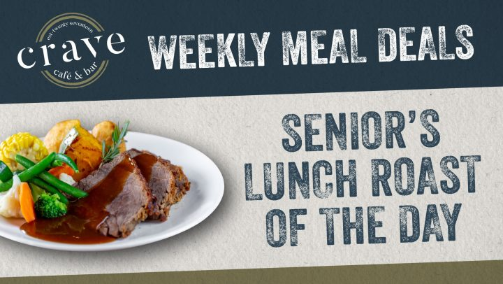 Seniors Lunch Special