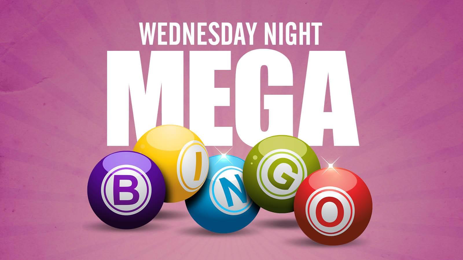 Wed Night Mega Bingo