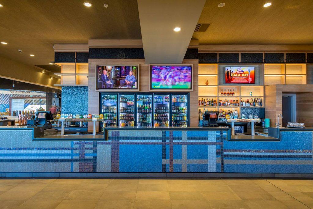 Main Bar & Sports Bar