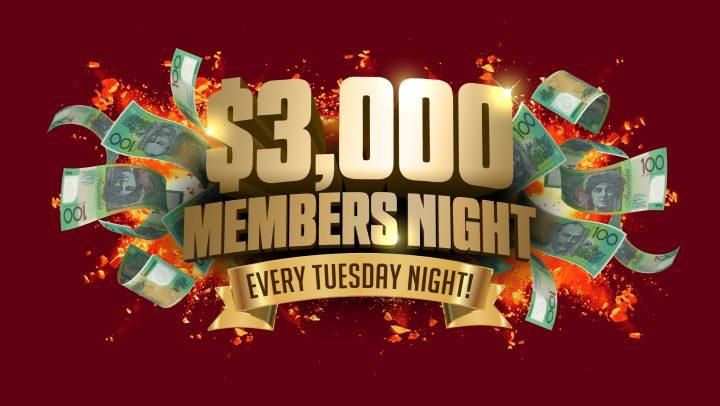 $3K Members Night