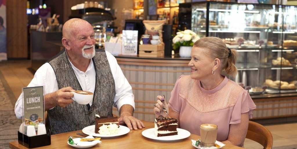 Cafe - Michael & Vickie