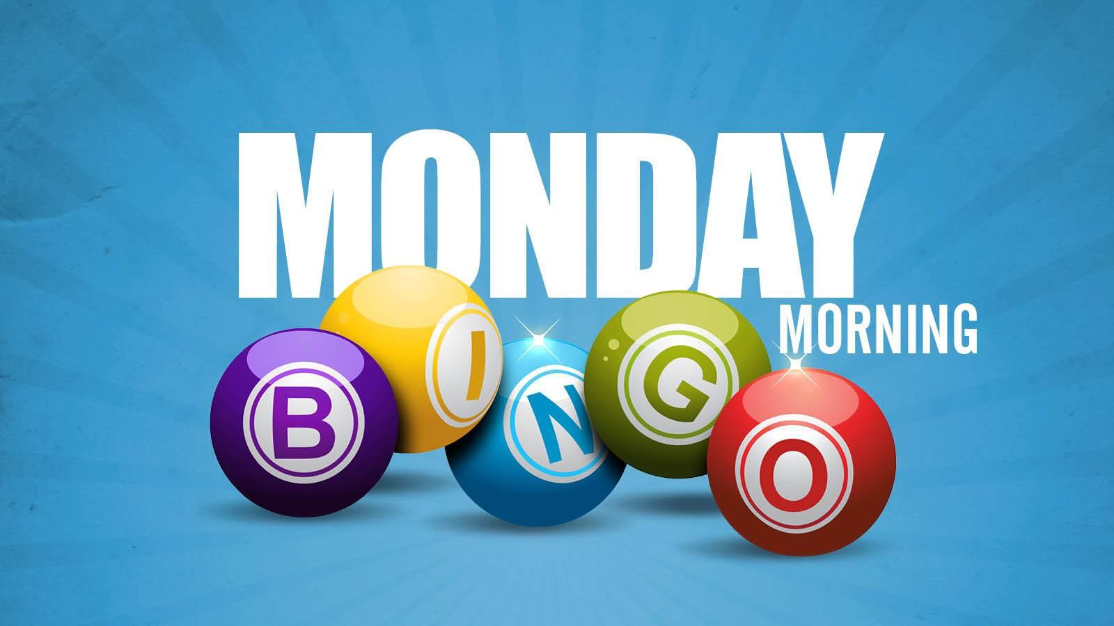 Monday Bingo