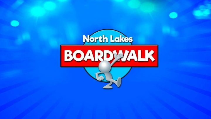 North Lakes Boardwalk
