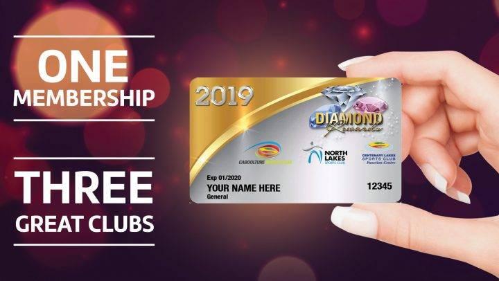 One Membership Three Clubs