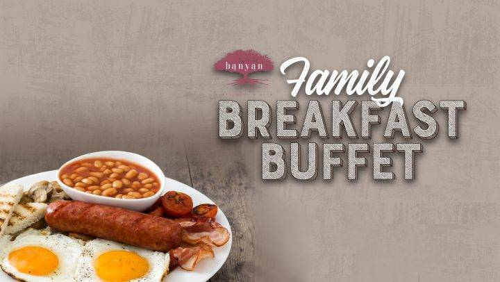 Family Breakfast Buffet