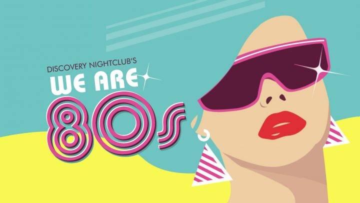 80s night returns after stellar success!