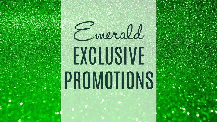 $1.5K Exclusive Emerald Draws