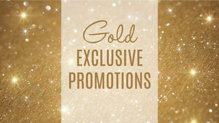 $2K Exclusive Gold Promotion