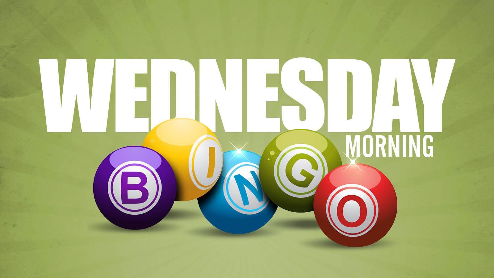 Wednesday Bingo