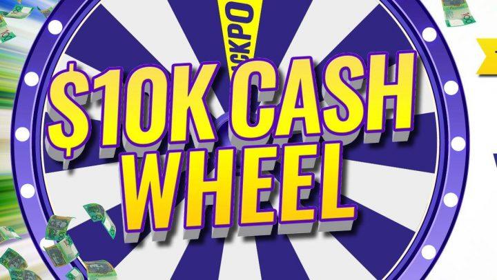 $10K Cash Wheel