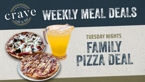 Family Pizza Deal