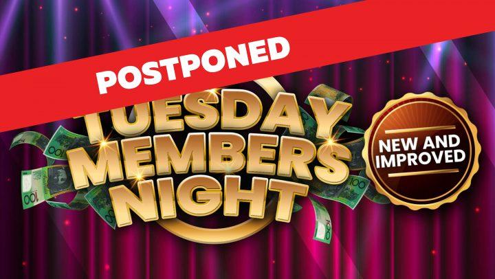 POSTPONED: $3K Members Night