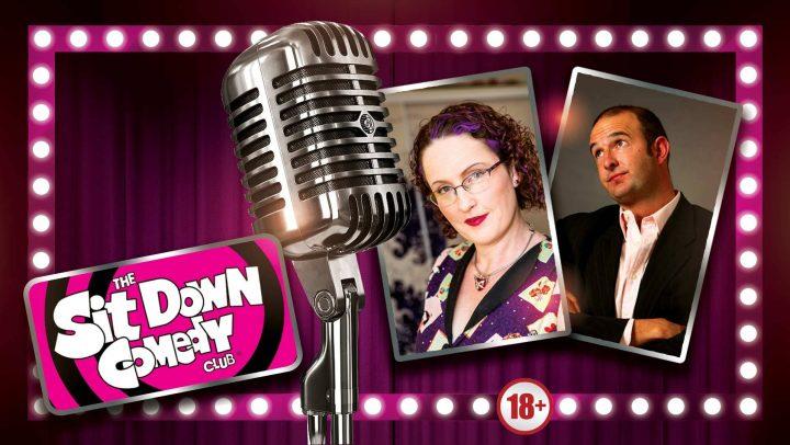 Night of comedy with Kat Davidson & Wayne Deakin