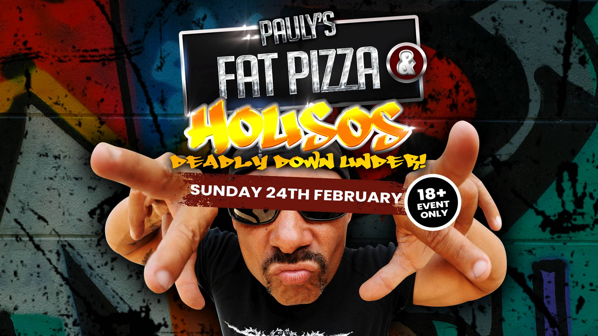 Paulys FAT PIZZA & HOUSOS