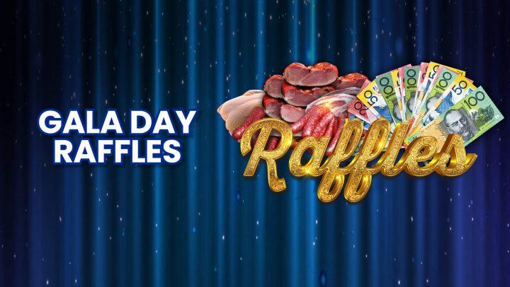 Sunday Afternoon Raffles