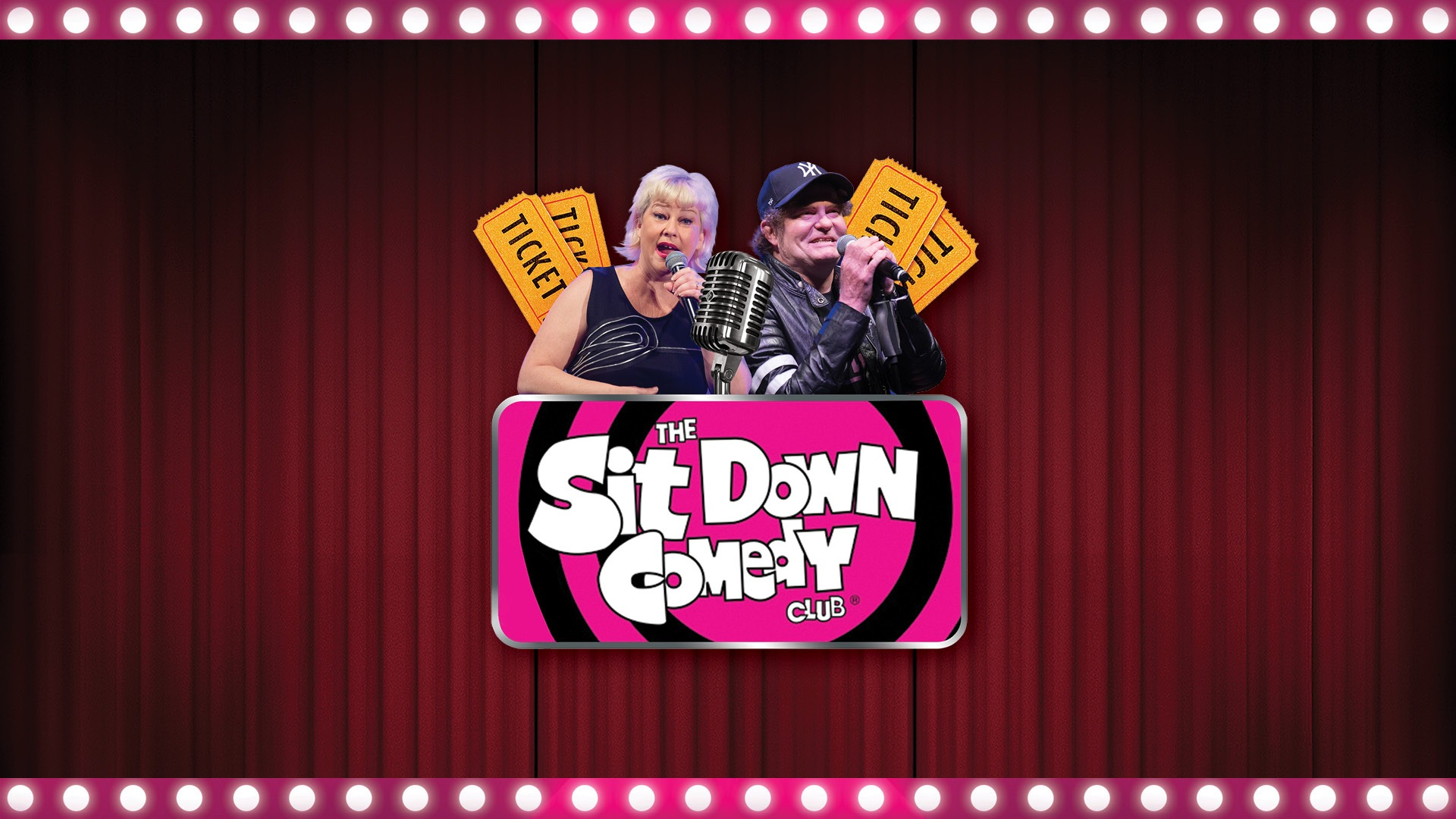 Sit Down Comedy Sept