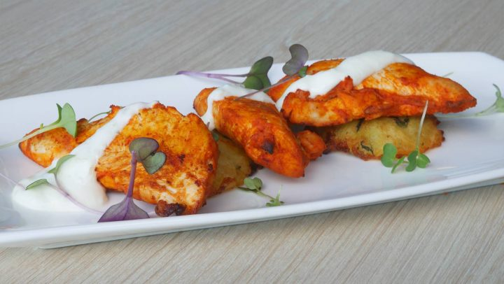 Tandoori Chicken Tenders