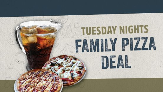 Crave Family Meal Deal