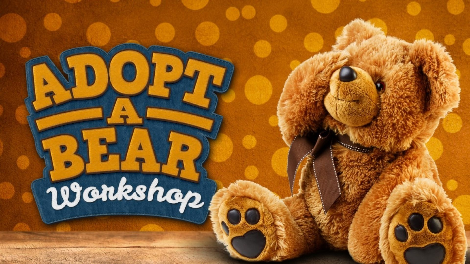 Adopt A Bear Workshop