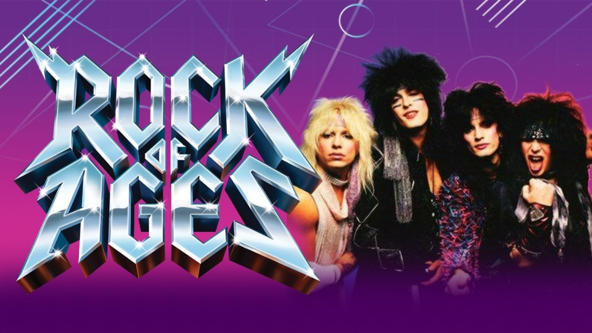 Rock of Ages Nightclub event