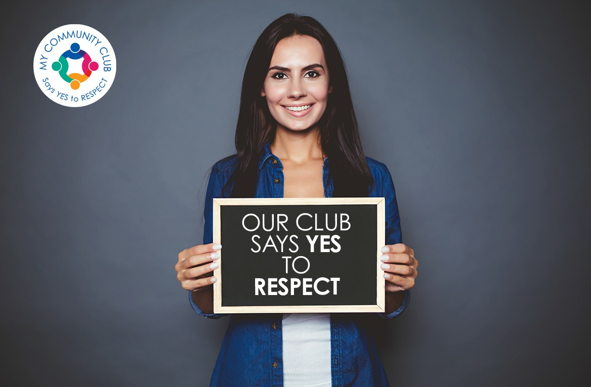 Say Yes to Respect Campaign