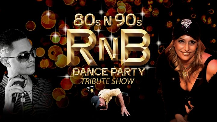 RnB Dance Party Tribute