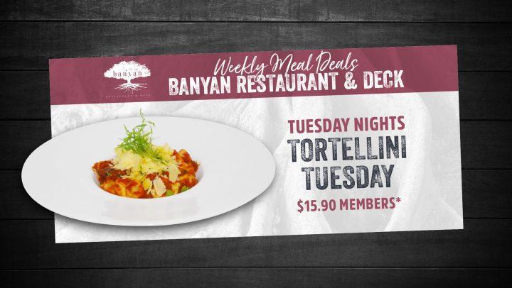 Tortellini Tuesday