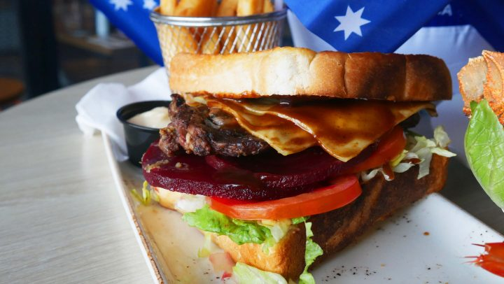 Great Australian Steak Sandwich