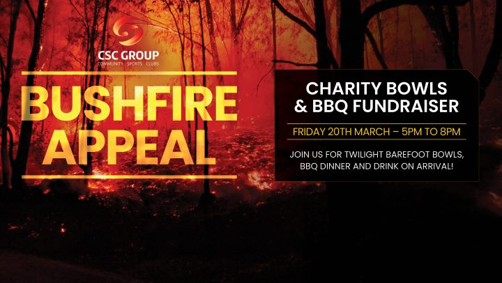 CSC Group fundraiser for local rural fire brigades