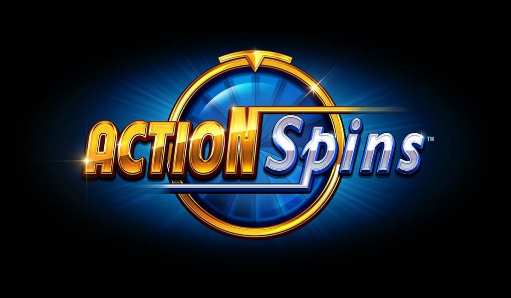 Action Spins is now playing