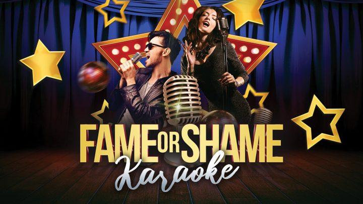 Fame or Shame Karaoke