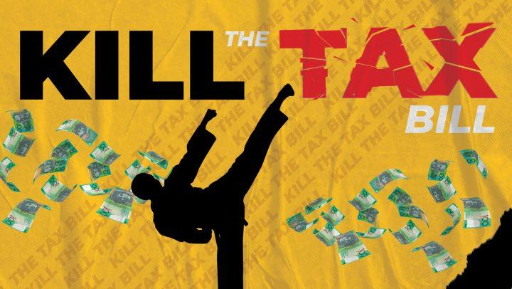 Kill the Tax Bill