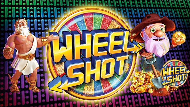 Wheel Shot – Hero of Greece & Wild Gold