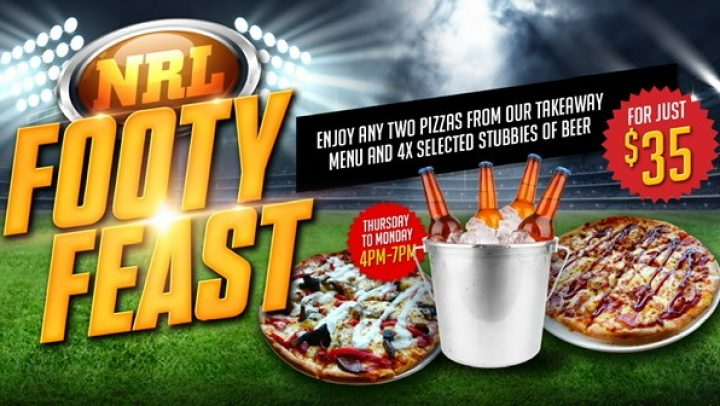 NRL Footy Feast