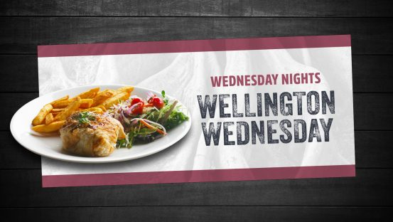 Wellington Wednesdays