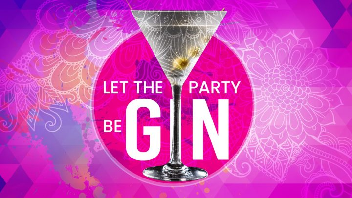 Let The Party Be-Gin