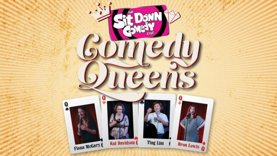Comedy Queens-Sit Down Comedy Club