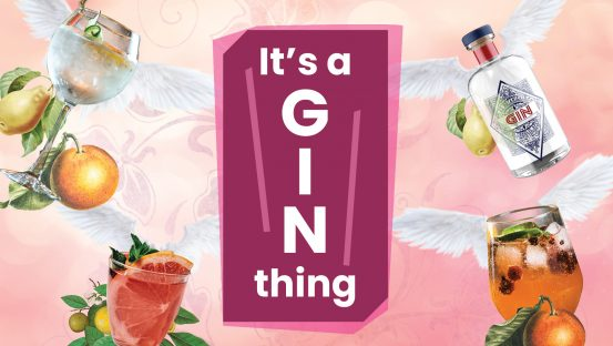 It's a GIN thing