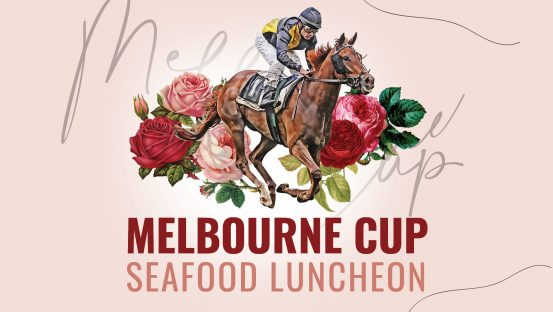 Melbourne Cup Seafood Luncheon