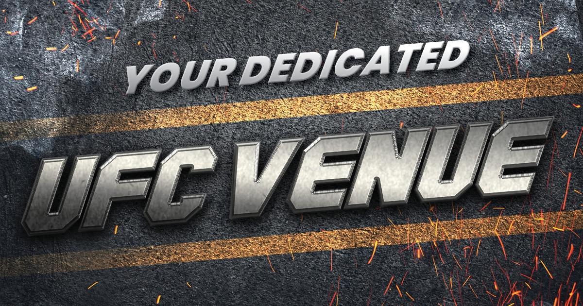 UFC Venue - Facebook Event - NLSC V4