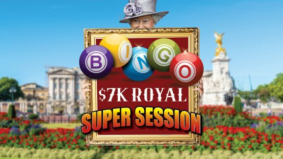 $7k Royal Bingo