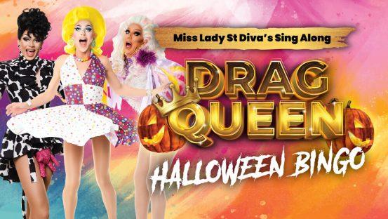 Drag Queen Halloween Bingo