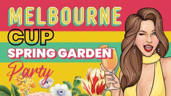 Melbourne Cup Spring Garden Party
