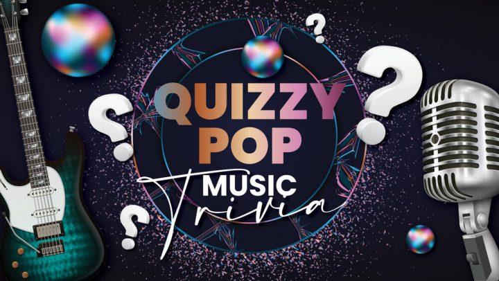 Quizzy Pop Music Trivia
